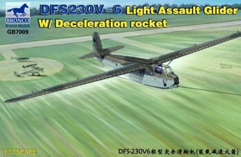 GB7009 DFS230B-6  Light Assault Glider W/Deceleration rocket