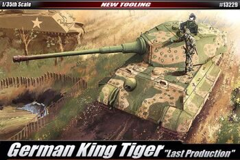 13229 1/35 KingTiger [Last Production]