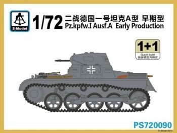 PS720090 Pz.kpfw.I Ausf.A Early Production
