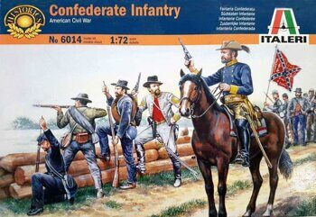 6014 Confederate Troops (American Civil War)
