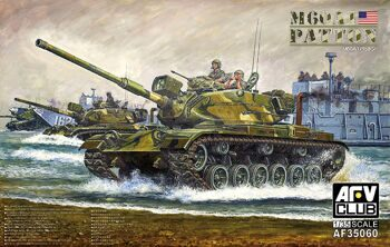 AF35060 1/35 M60A1 PATTON MAIN BATTLE TANK