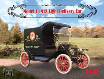 24008 Model T 1912 Light Delivery Car