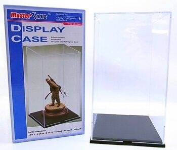 09807 117*117-206mm VM display case