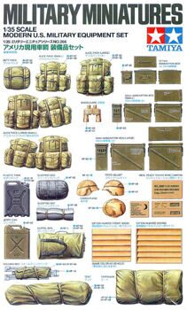 35266 1/35 Modern US Military Equipment