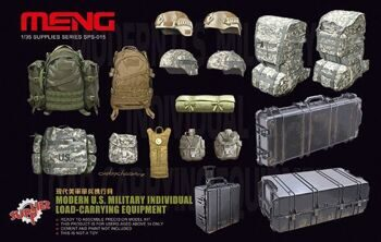 SPS-015 Modern U.S. Military Individual Load-Carrying Equipment