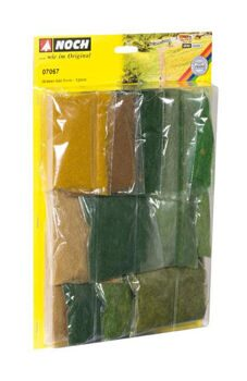 07067 Grass Fibres Assortment, long