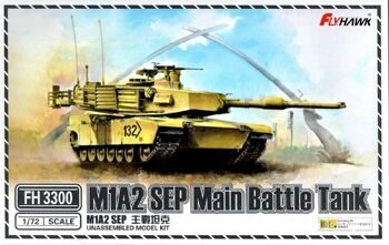 FH3300 M1A2 SEP Main Battle Tank