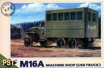 72056 Machine Shop M-16/US6
