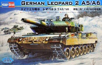 82402 German Leopard 2 A6 tank