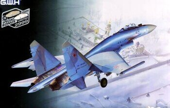 L4820 Su-35S Flanker E Multirole Fighter