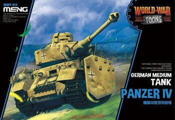 WWT-013 German Medium Tank Panzer IV