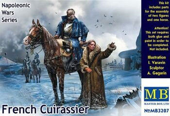MB3207 French Cuirassier