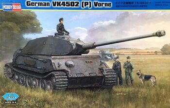 82444 Танк German VK4502 (P) Vorne (Hobby Boss) 1/35