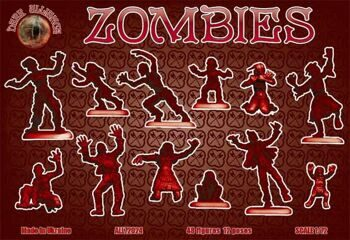 ALL72024  Zombies. Set 2