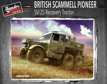TM35201 1/35 Scammell Pioneer Recovery SV/2S