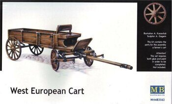 MB3562 West European Cart WWII