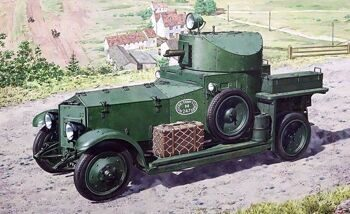 731  British Armoured Car (Pattern 1920 Mk.I)