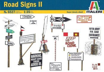 6527  Road Signs