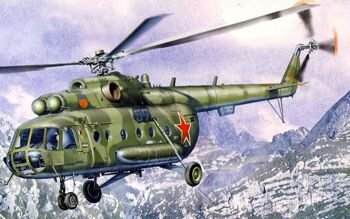 05102 1/35 Mil M-8MT/M-17 Hip-H Helicopter