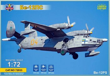 72033 1/72 Beriev Be-12PS Limited Edition
