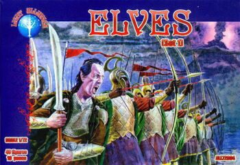 ALL72004  Elves, set 1