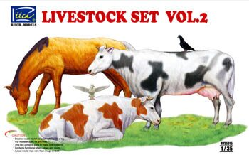 RV35015 1/35 Livestock Set Vol.2