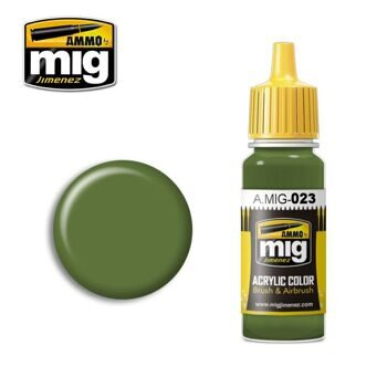 AMIG0023 PROTECTIVE GREEN
