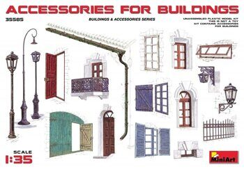 35585  Accessories for Buildings