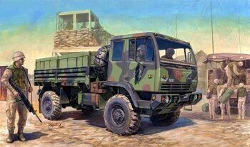 01004  M1078 Light Medium Tactical Vehicle (LMTV) Standard Cargo Truck