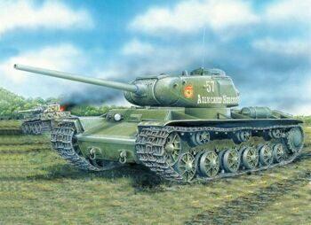 35102 КВ-85 Тяжелый танк