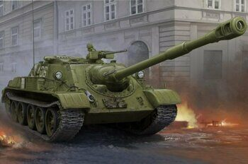 84543 Soviet SU-122-54 Tank Destroyer