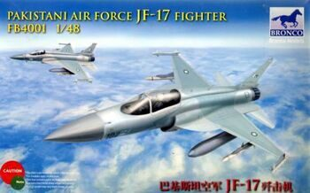 FB4001 1/48 Pakistan Air Force JF-17 Fighter