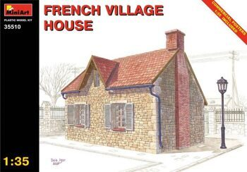 35510  French village house