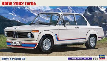 21124 BMW 2002 turbo 1/24