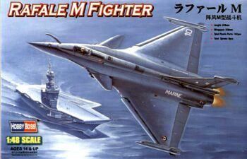 80319 Самолет Rafale M Fighter (Hobby Boss) 1/48