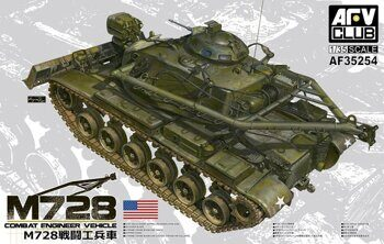 AF35254 COMBAT ENGINEER VEHICLE M728