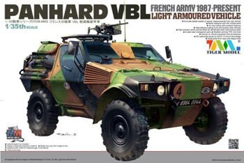 4603 1/35 FRENCH ARMY 1987-PRESENT PANHARD VBL LIGHT ARMOURED VEHICLE