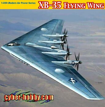 2017 1/200  XB-35 Flying Wing