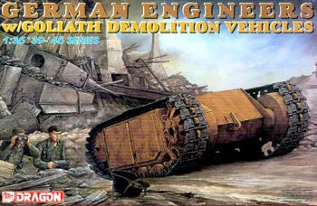 6103 Engineers w/Goliath Demolition Vehicles