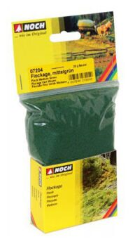 07204 Flock Medium Green 20 g