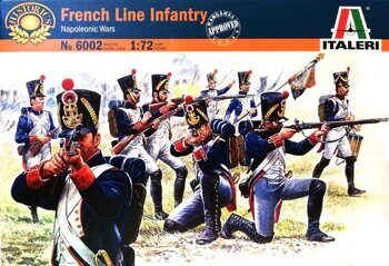6002 FRENCH LINE INFANTRY (1815)