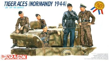 6028 1/35 Tiger Aces (Normandy 1944)