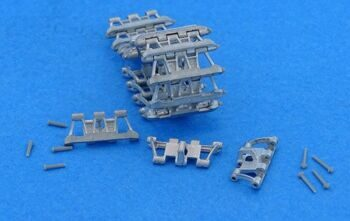 MTL35014 Tracks for Pz.Kpfw.III 380 mm short-horne