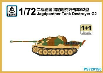 PS720150 Jagdpanther Tank Destroyer G2