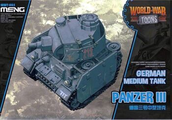 WWT-005 German Medium Tank Panzer III