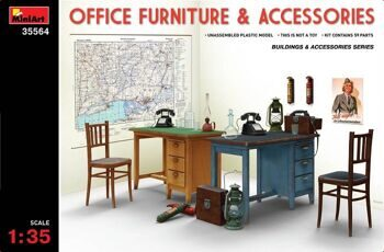 35564  Office Furniture & Accessories