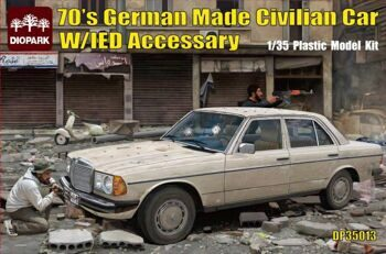 DP35013 1/35 German Made Civilian Car w/IED