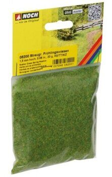 08200 Scatter Grass Spring Meadow 1,5 mm, 20 g