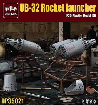 DP35021 1/35 UB32 Rocket Launcher