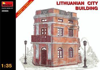 35504  Lithunianan city building